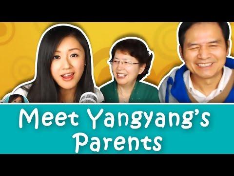 Hangout with Yangyang's Parents