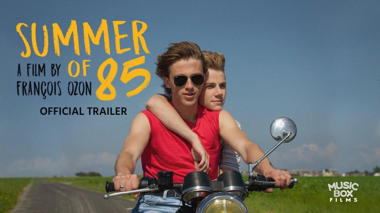 Sedona Film Festival presents 'Summer of 85' premiere July 9-15