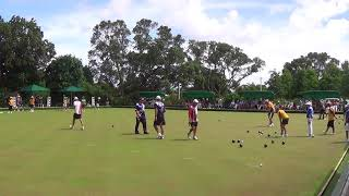 2017/18 Auckland Bowls Finals Day. Part Two