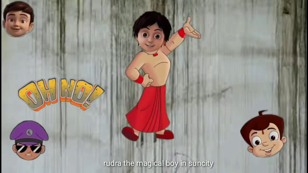 New piz game of rudra cartoon