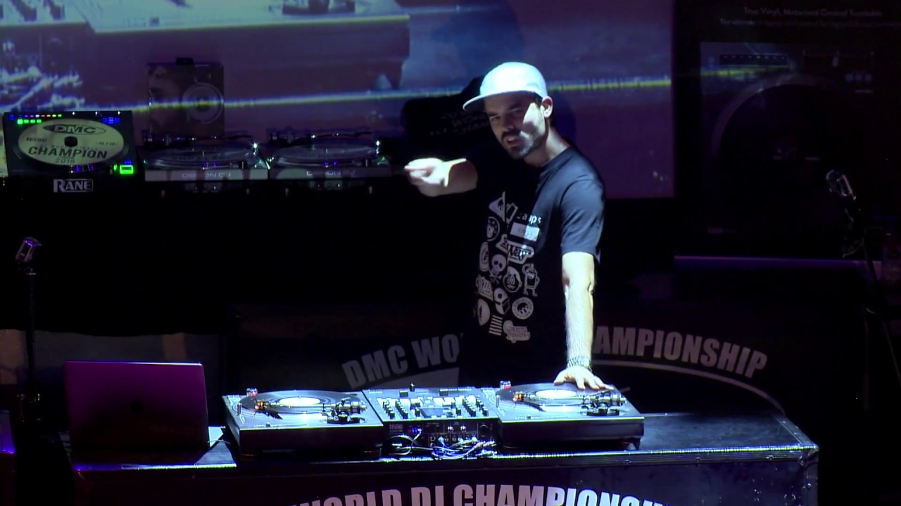 DJ Skillz (France) - Winning performance from The 2018 DMC World Championship - OFFICIAL VIDEO