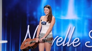 Jeanne: Imik Simik / Ma Benz - Auditions - NOUVELLE STAR 2015