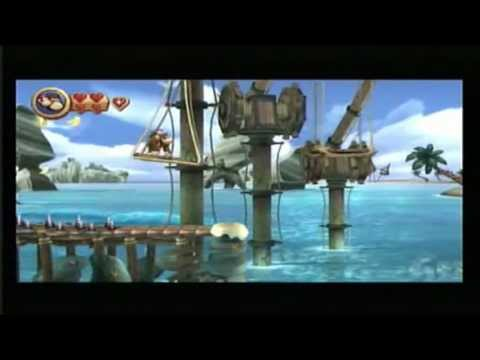Reseña Donkey Kong Country Returns Wii