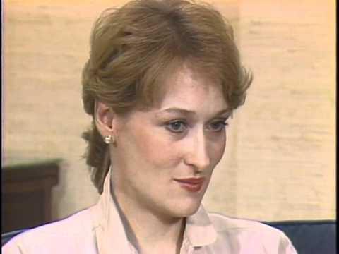 Meryl Streep Interview - Sophie's Choice (1983)