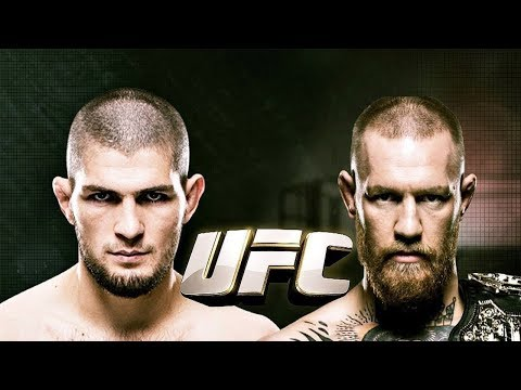 Rematch! Conor Mcgregor Vs Khabib Nurmagomedov 2 FULL FIGHT / Конор против Хабиба 2 Полный БОЙ