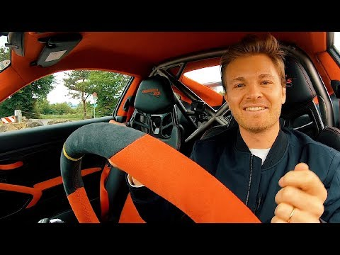 FLAT OUT IN MISSION E PORSCHE AND MY NEW GT2 RS (AS GOOD AS IT GETS?!)| NICO ROSBERG | eVLOG
