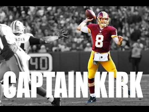 "Kirk Cousins || ""Captain Kirk"" ᴴᴰ || 2015 Season Highlights"