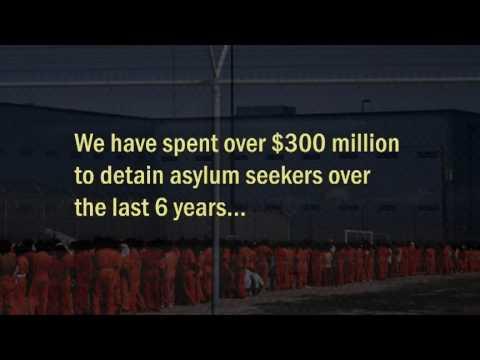 U.S. Detention of Asylum Seekers:  Seeking Protection, Finding Prison