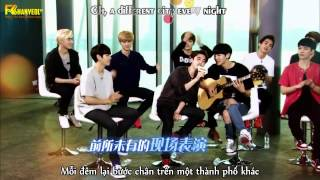 [Vietsub+Kara] 140905 EXO D.O. ft Chanyeol - Billionaire @ The Strongest Group Cut