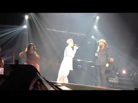 P!nk Love Me Anyway Live With Chris Stapleton
