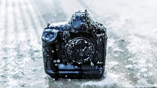 HOW LONG FOR A PRO DSLR TO FREEZE??