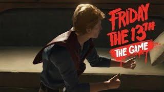 13日の金曜日にこんばんは~Friday the 13th:The Game