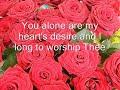 As The Deer - Medley With Lyrics - Christian Hymns & Songs - Eternal Grace
