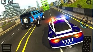Police Chase Prado Escape Plan Android Gameplay HD screenshot 5