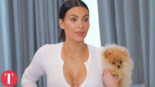 What Happened To All The Pets Owned By The Kardashians | Talko News