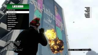 Grand Theft Auto : V [1.26] - Lexicon (1.0.2) SPRX