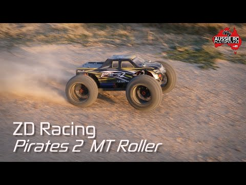 ZD Racing Pirates 2 First Run On 3S & 4S