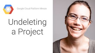 Deleting and Restoring Projects