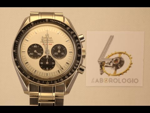Omega Speedmaster Moonwatch - Revisione - Complete service;  WWW.LABOROLOGIO.IT
