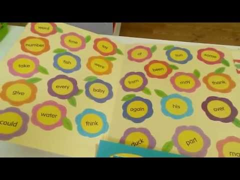 Language Arts File Folder Games