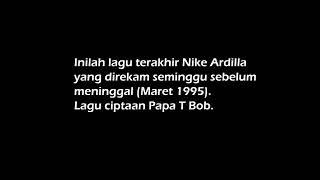 Lagu Terakhir Nike Ardilla