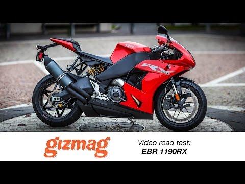 Erik Buell's EBR 1190RX: Road Test Review