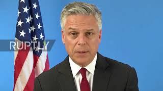 Expulsion Of Russian Diplomats