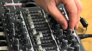 Arturia MiniBrute Synthesizer Demo - Sweetwater Sound