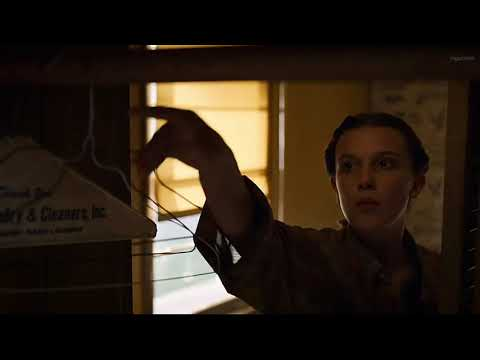 "[Stranger Things - The First I Love You (Escena Subtitulada) ""Despedida De Eleven Y Mike""]"