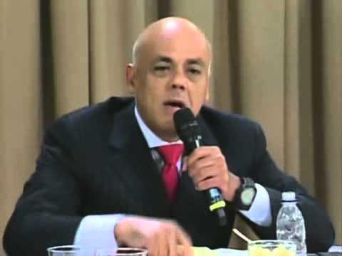 Diálogo Maduro-Oposición: Palabras de Jorge Rodríguez, alcalde de Caracas