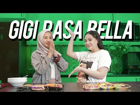 Bella Dan Gigi Hadid Masak Mie Indonesia X Malaysia