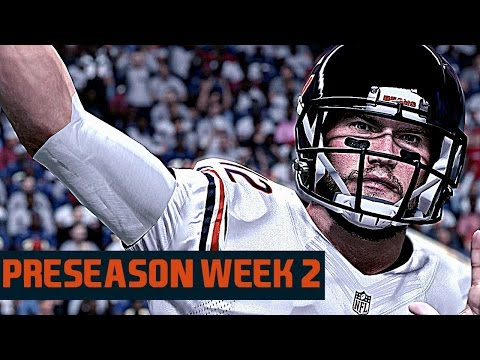 Madden 17 Chicago Bears Franchise Gameplay | S1 P2 | Reality Check!