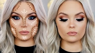One of Brianna Fox's most viewed videos: HOW TO CONTOUR ROUND FACE