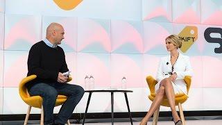 Ivanka Trump at Skift Global Forum 2015