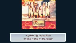 Aegis - I Love You Na Lang Sa Tago (Lyrics Video)