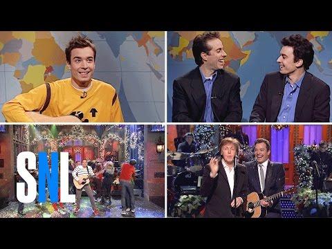 Jimmy Fallon Returns - SNL