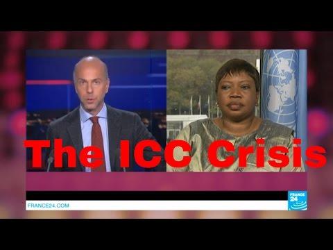 Fatou Bensouda   No Crisis In The ICC