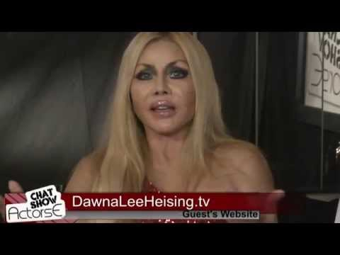 Acting tips from Actress Dawna Lee Heising and Ron Brewington on ActorsE Chat