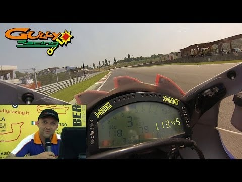 OnBoard Franciacorta - Gully Racing - Lap 1:13:45