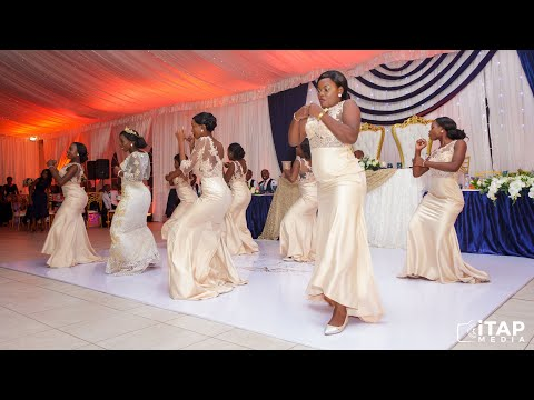 Best Bride and Bridesmaids Wedding Dance