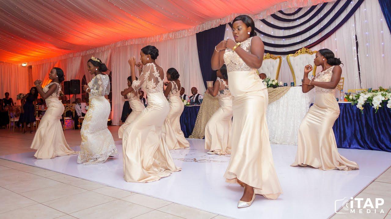 U Tube Wedding Dances.Best Bride And Bridesmaids Wedding Dance