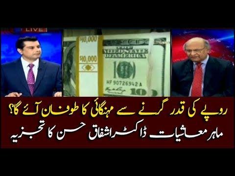 Economist Dr Ashfaq