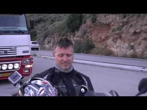 Serbia - Greece 2013 - 4500km All around bike tour (part 2) Peloponnese