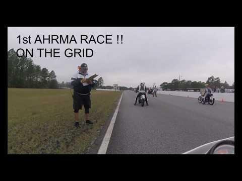 AHRMA First Race!