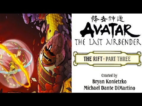 Avatar - The Rift: Part 3 (FULL COMIC) (Motion Comic)