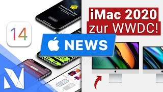 NEUER iMac zur WWDC 2020 & iOS 14 AR QR-Code LEAKS - Apple News | Nils-Hendrik Welk