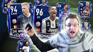 FIFA Mobile Full TOTY Starter Squad Builder! 400 Million Coin TOTY Shopping Spree in FIFA Mobile 19!
