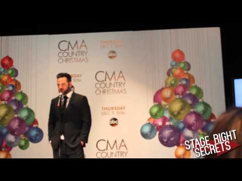 David Nail CMA Country Christmas Interview