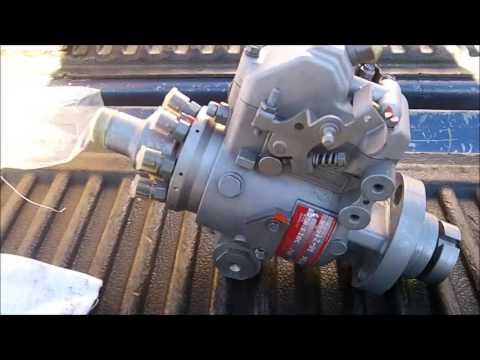 Injector pump timing | FunnyDog TV