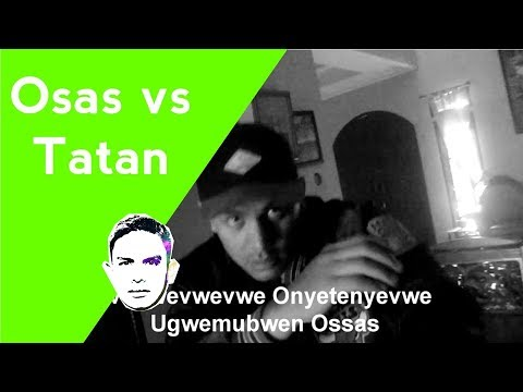 OSAS VS TATAN - REACTION